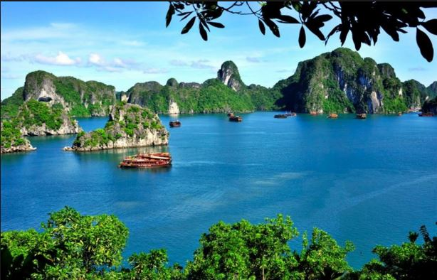 HALONG BAY - CATBA TOUR 3 DAYS 2 NIGHTS (OVERNIGHT ON GOLDEN LOTUS CRUISE + JEWEL CRUISE)